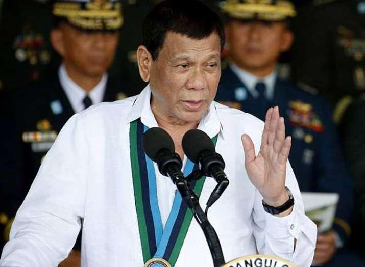 phillipines President Duterte calls God stupid- India TV