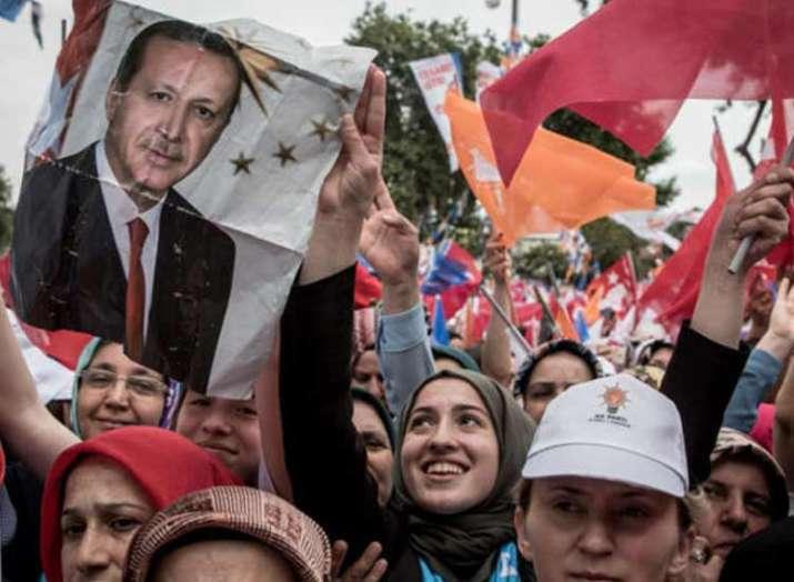 Turkey election Erdogan wins second term as president- India TV