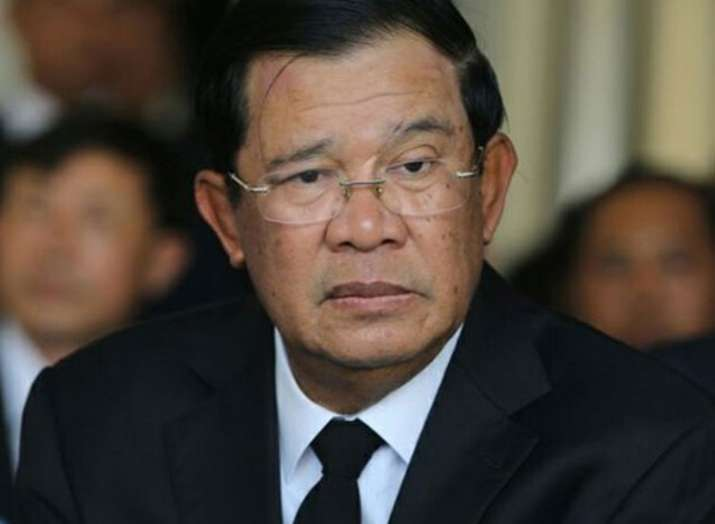 Cambodian PM now fully fledged military dictator says...- India TV
