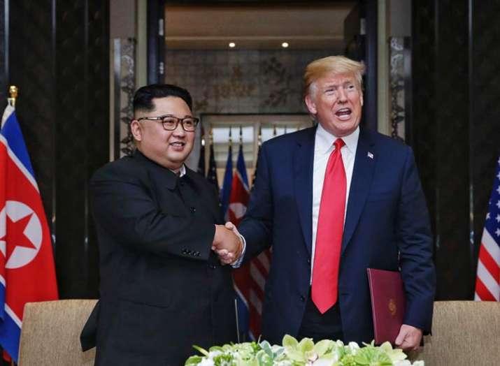 Trump invites Kim jong un to visit Washington Korean...- Khabar IndiaTV