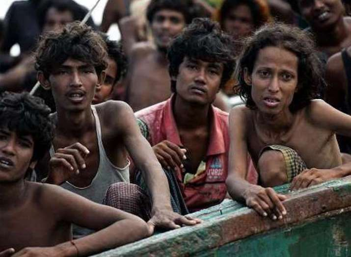 Amnesty Accuses Myanmar Military Leaders for Rohnigya...- India TV