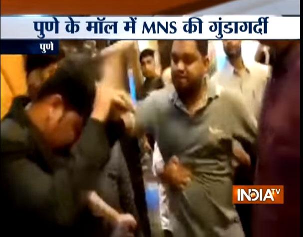 मैनेजर पर थप्पड़...- India TV