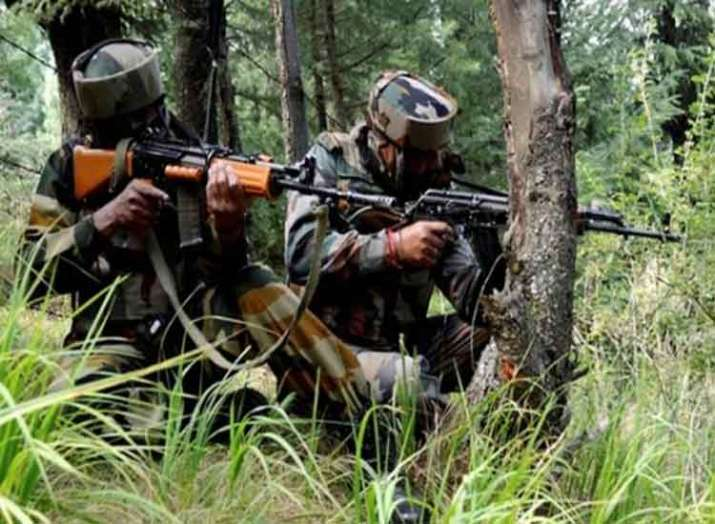 Two BSF personnel killed as Pakistan violates ceasefire...- India TV