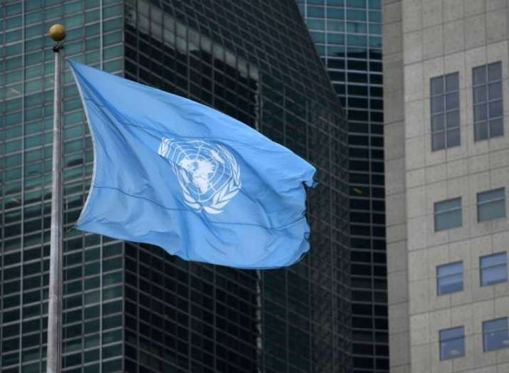 UN accepts Israel condemnation of Gaza violence with a...- India TV