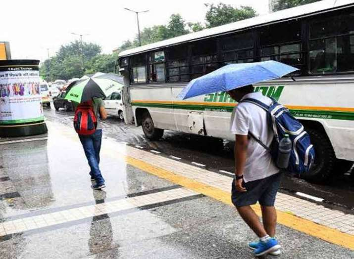 Monsoon reaches north India likely to hit Delhi in next...- India TV