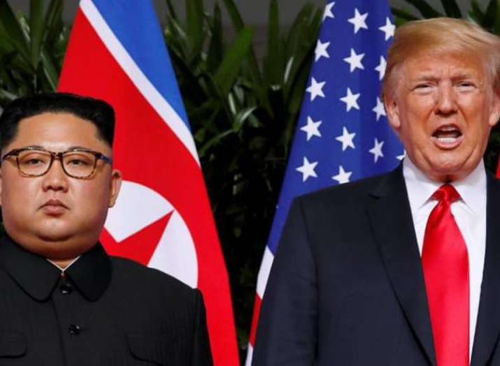 Donald Trump thanks Kim Jong Un for taking first bold...- India TV