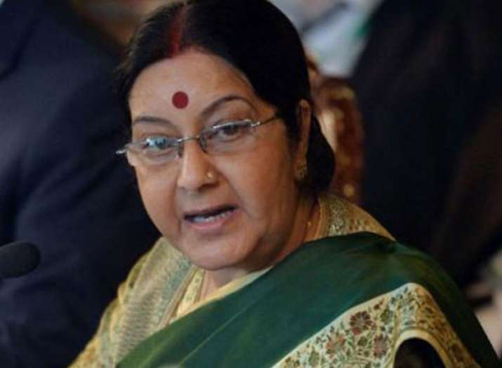 Sushma Swaraj trolled on Twitter over issuance of...- India TV