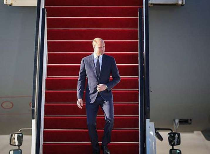 Prince William lands in Israel for historic first ever...- India TV