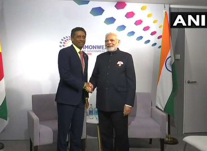 President of the Republic of Seychelles to meet Prime...- India TV