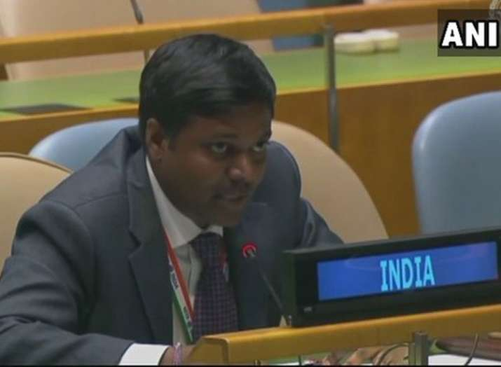 India hits out at Pakistan over J&K issue- India TV