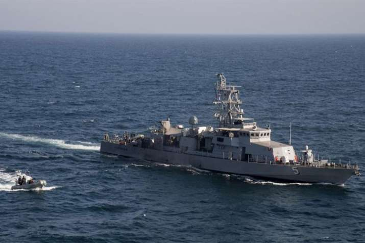 Chinese hackers stole undersea warfare data from US Navy | AP Representational- India TV