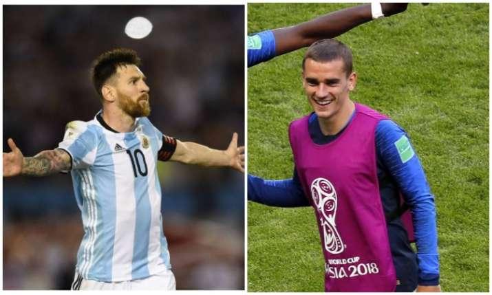 अर्जेंटीना Vs फ्रांस- India TV