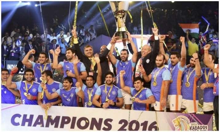 भारतीय कबड्डी टीम- India TV