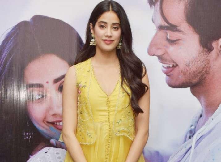 Janhvi Kapoor- Khabar IndiaTV
