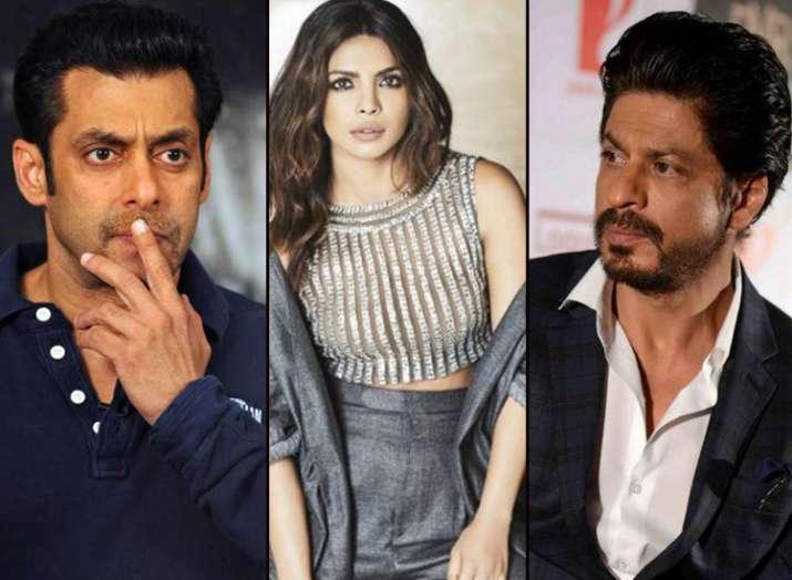Shah Rukh Salman Priyanka- Khabar IndiaTV
