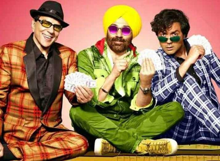 Yamla Pagla Deewana Phir se- India TV