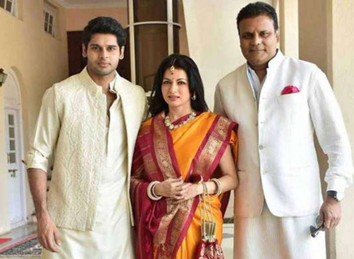 Bhagyashree's son Abhimanyu Dassani- India TV