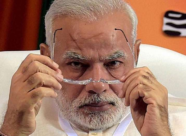 प्रधानमंत्री नरेंद्र मोदी, नरेंद्र मोदी- India TV