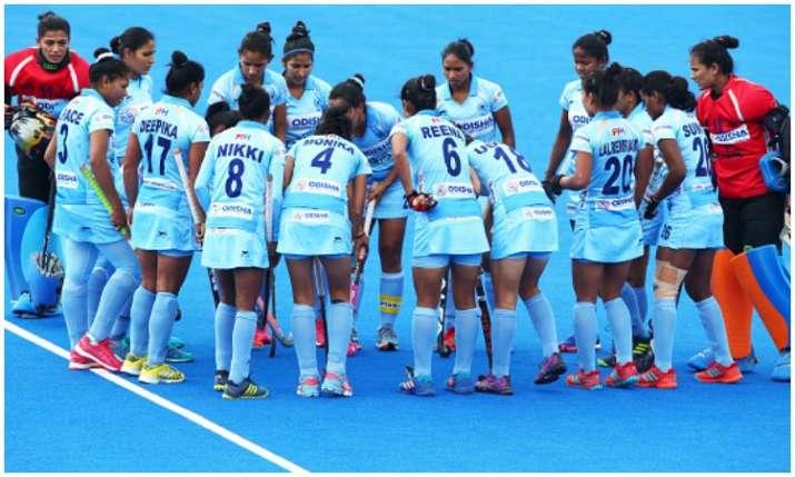 भारतीय महिला हॉकी...- India TV