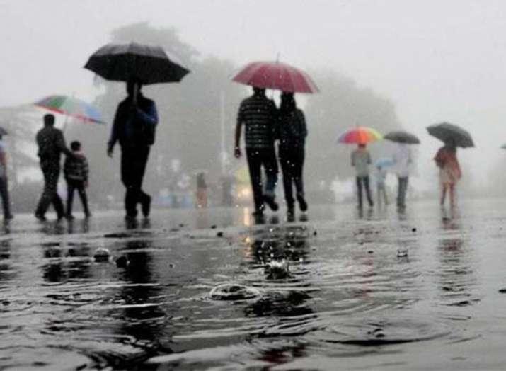 दिल्ली में बारिश का...- India TV