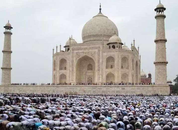 ताजमहल (Photo,PTI)- India TV