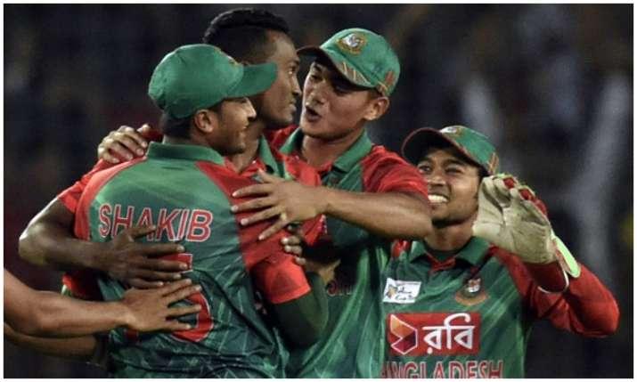 बांग्लादेश की टीम ने...- India TV