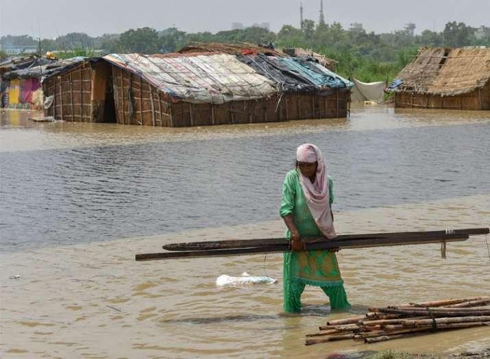 हरियाणा, यमुना, बाढ़- India TV