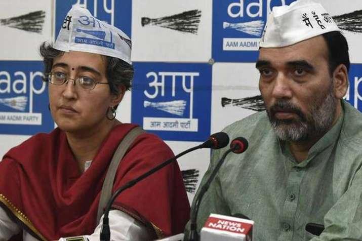 दिल्ली को पूर्ण राज्य बनाने के लिए आप ने जुटाए 1.53 लाख हस्ताक्षर- India TV