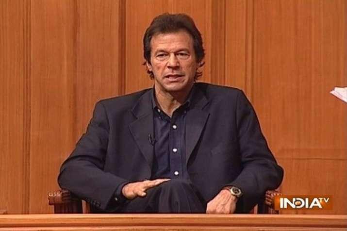Aap Ki Adalat: Here's what Imran Khan said on his role model and idol, Mohammed Ali Jinnah- India TV