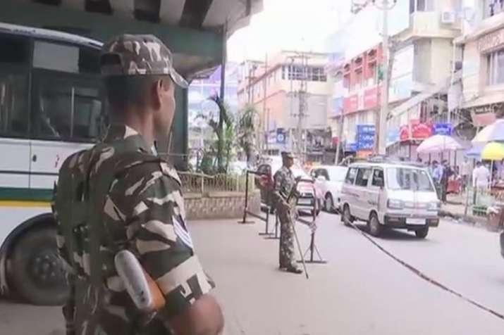 सुरक्षा व्यवस्था के...- India TV
