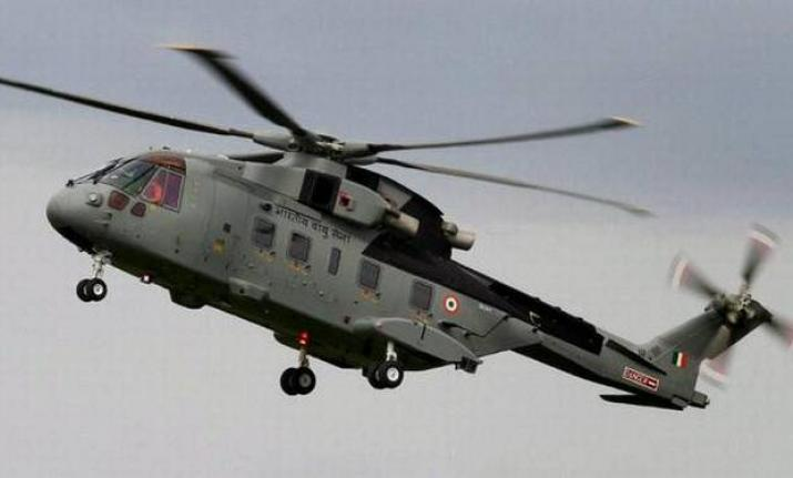 vvip chopper scam- India TV