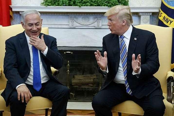 Benjamin Netanyahu and Donald Trump | AP Photo- India TV