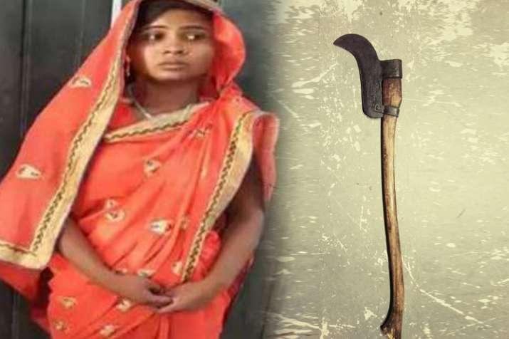 बिहार: पत्नी ने गड़ासे से गला काटकर पति की हत्या की, 4 दिन पहले हुई थी शादी- India TV