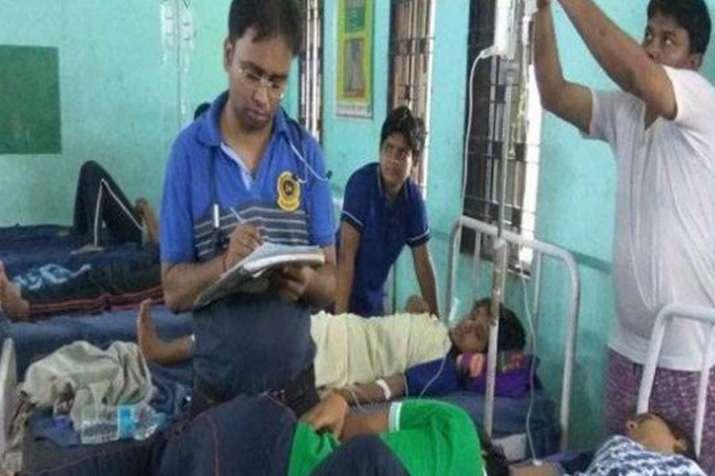 बिहार: फूड प्वॉइजनिंग से नवोदय स्कूल के 50 बच्चे बीमार- India TV