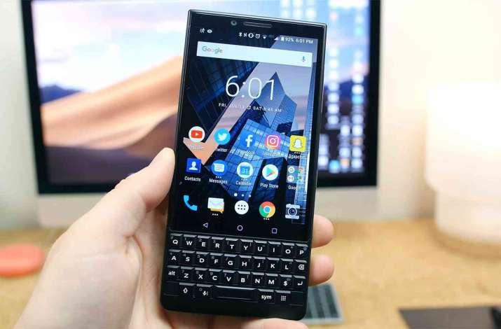 blackberry- India TV Paisa