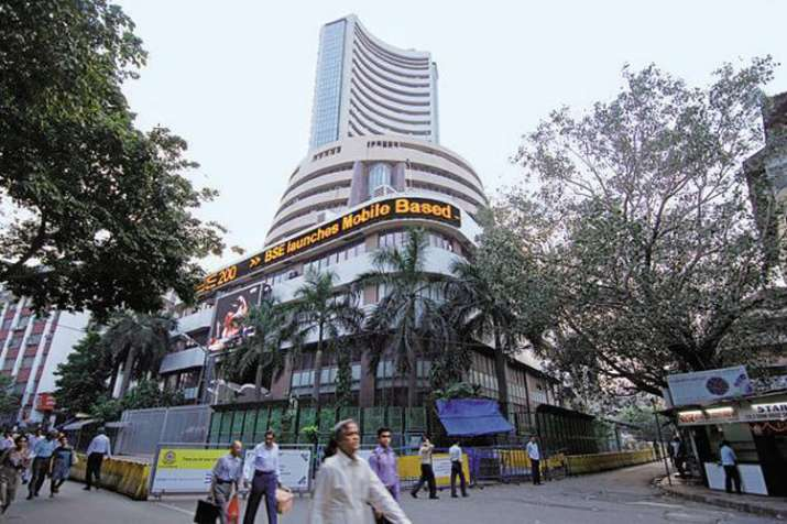 Sensex and Nifty opens positive on Monday- India TV Paisa