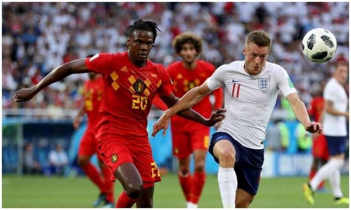 इंग्लैंड Vs बेल्जियम- India TV