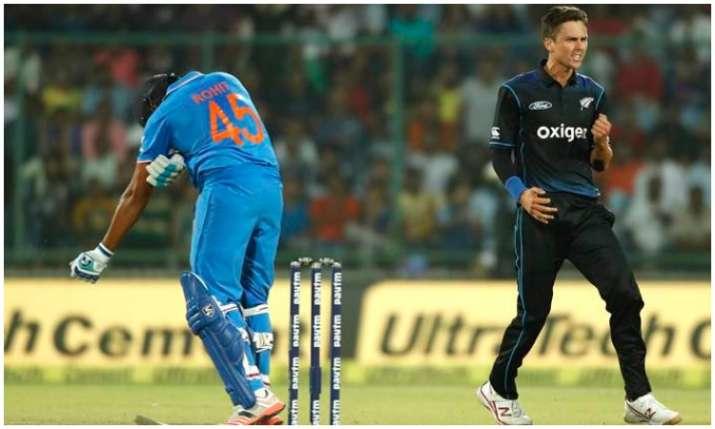 भारत और न्यूजीलैंड...- India TV
