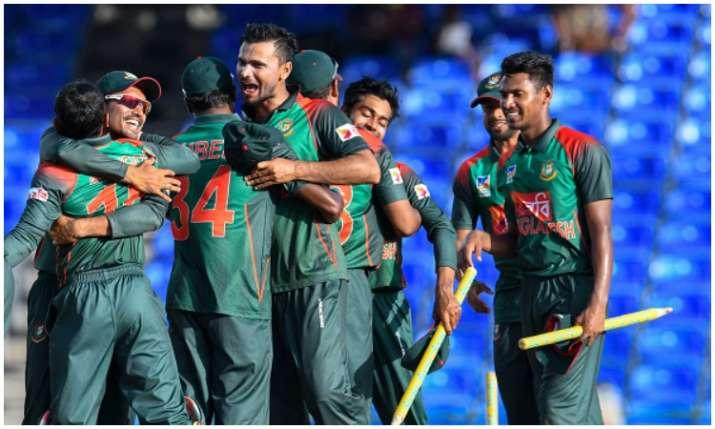 बांग्लादेश क्रिकेट...- India TV