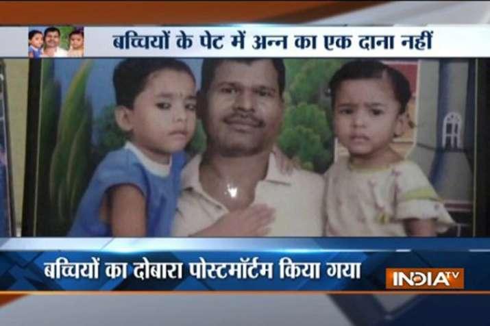 Starvation death- India TV