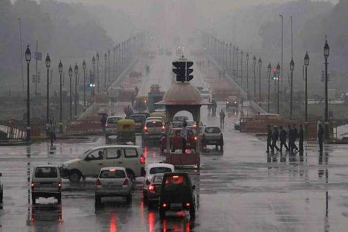 delhi ncr rain- India TV