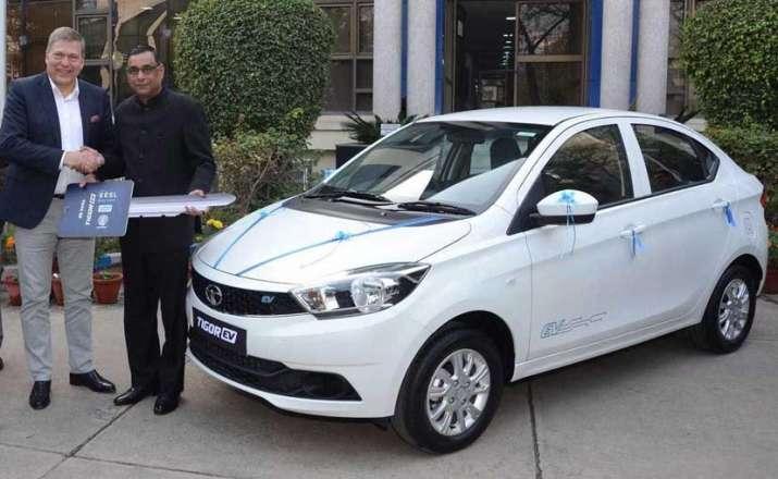 Electric Car- India TV Paisa