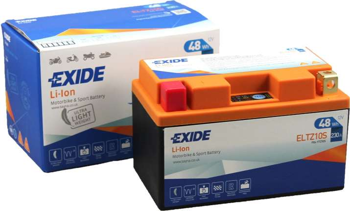 Exide Lithium Ion Battery- India TV Paisa