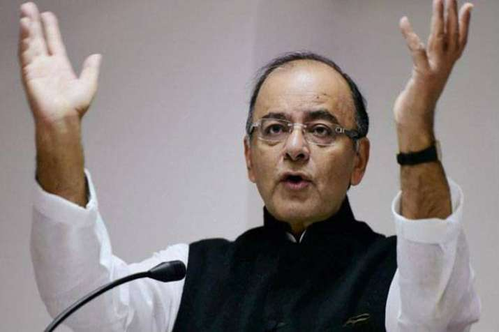 'Congress gave slogans to poor, PM Modi gave them resources': Arun Jaitley- Khabar IndiaTV