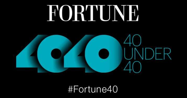 Fortune 40 Under 40- India TV Paisa