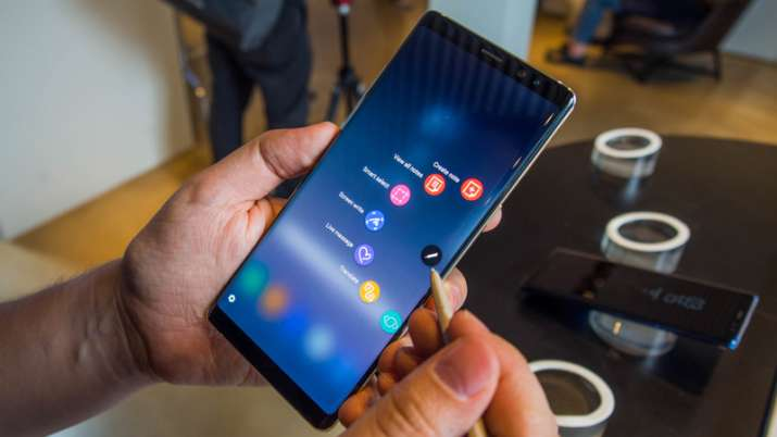 galaxy note 9- IndiaTV Paisa