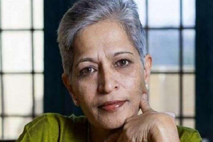 Gauri lankesh- India TV