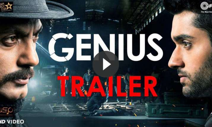 Genius Trailer- India TV