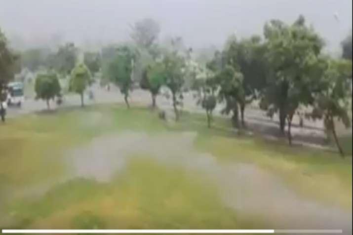 Gujrat Heay Rain- India TV