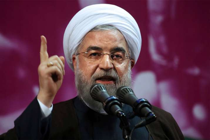 Hassan Rouhani says Iran to quit nuke deal if interests not secured | AP- India TV